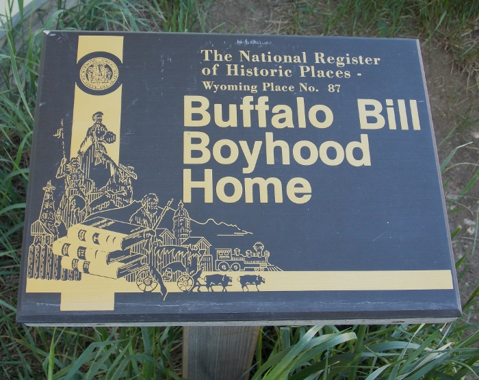 Buffalo Bill Boyhood Home