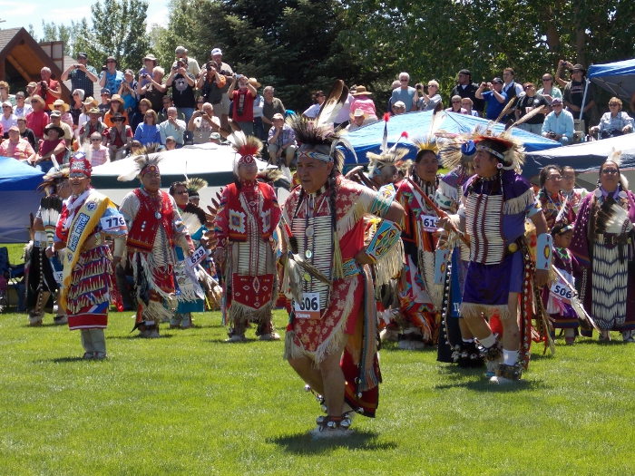 Plains Indian Museum Powwow - June 2013