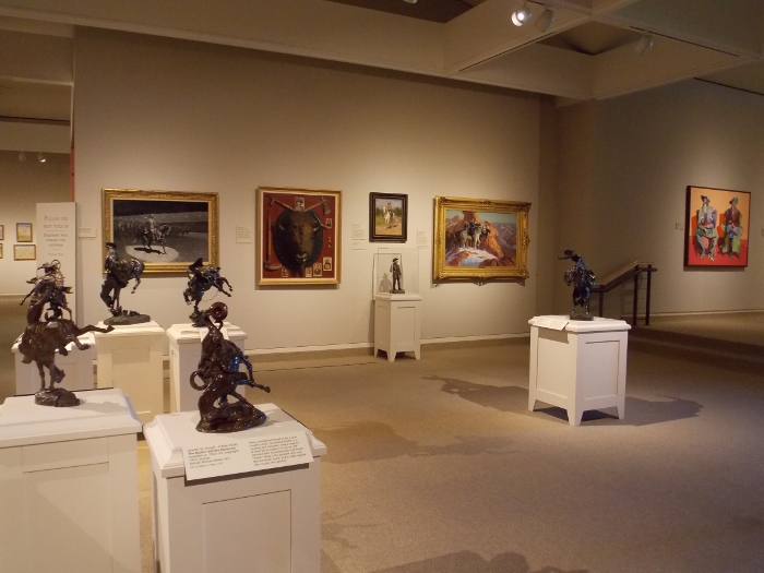 The Whitney Gallery of Western Art