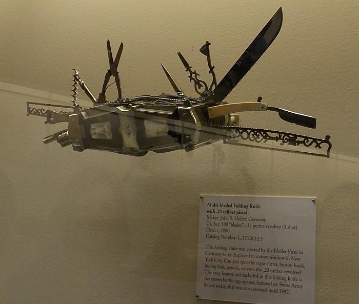 Swiss Army Gun