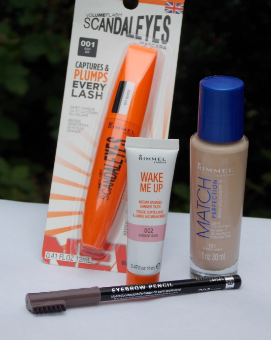 Rimmel London Makeup