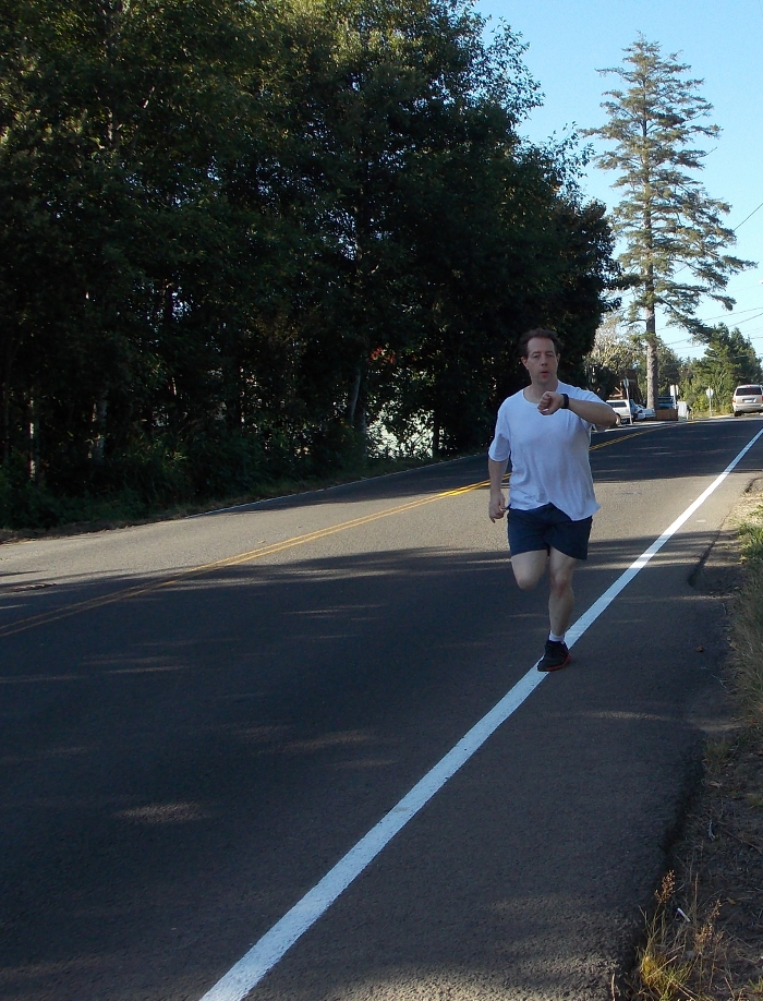 Running through summer