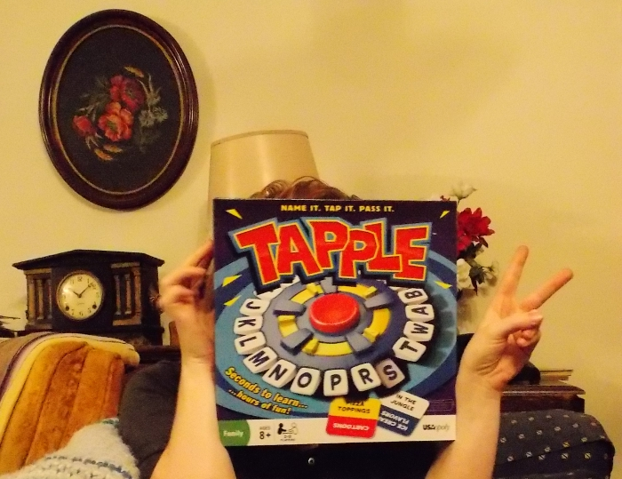 Playing Tapple!