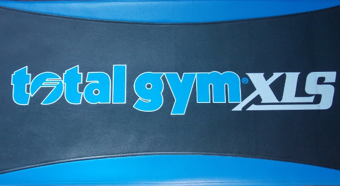 Total Gym XLS Closeup
