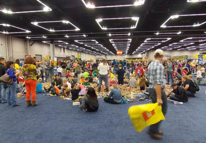 Huge LEGO Pile