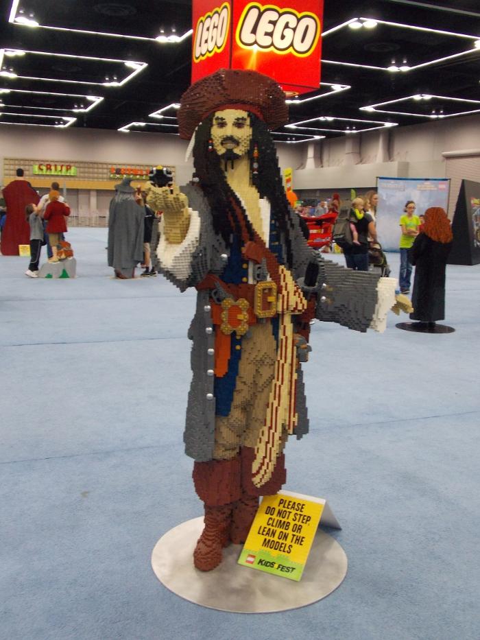 LEGO Johnny Depp