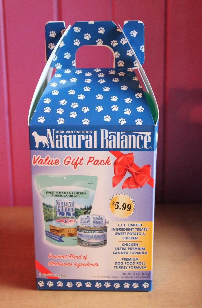 Natural Balance Holiday Pack