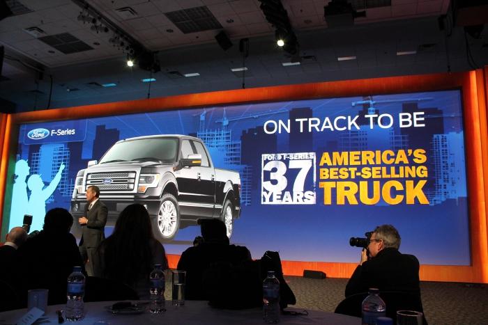America's Best-Selling Truck