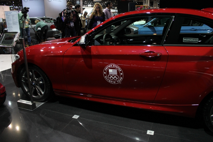 2014 BMW 235iM Coupe