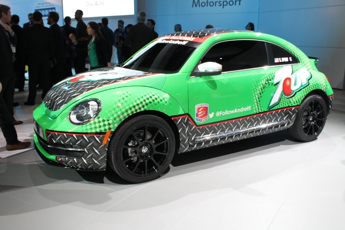 7UP Beetle