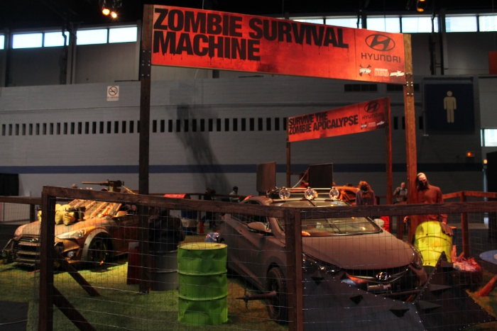 Zombie Survival Machine