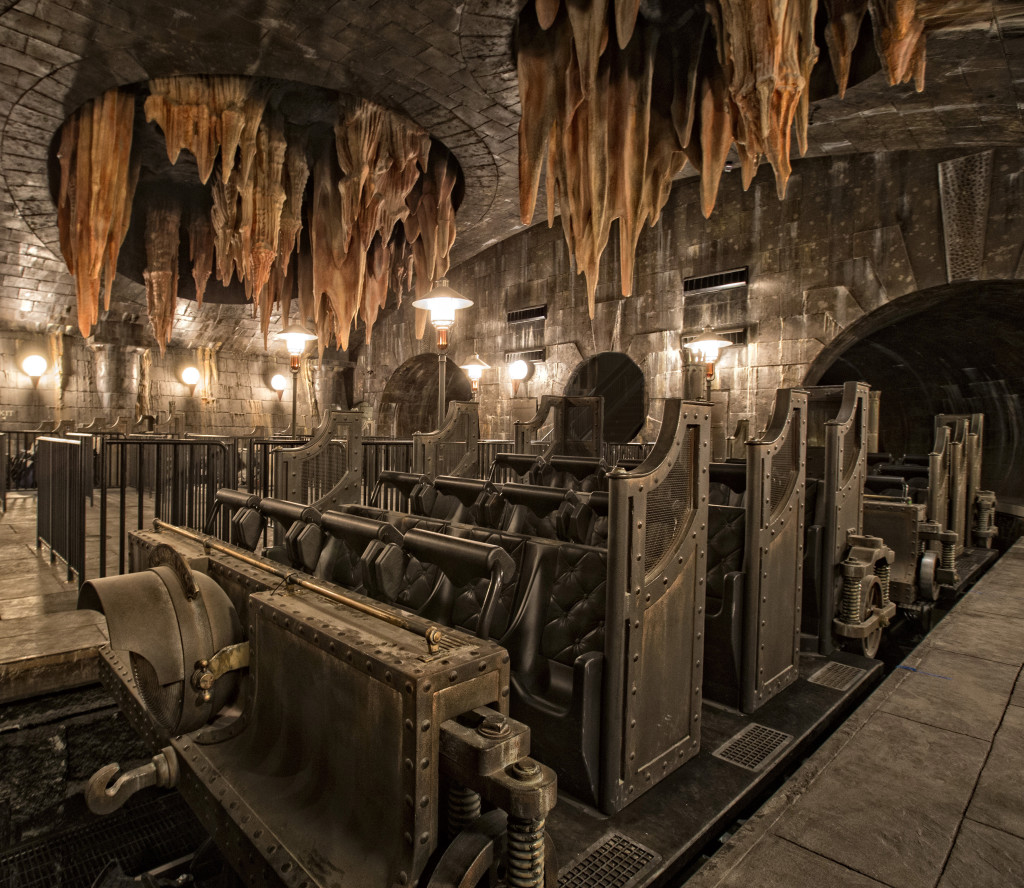 HP and the Escape from Gringotts 2