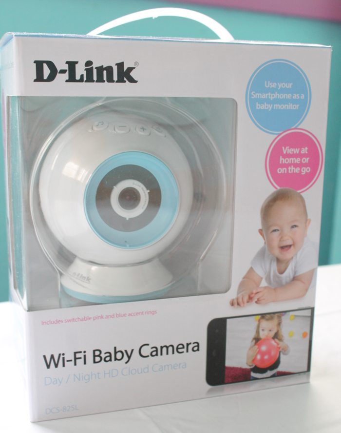 D-link Wifi Baby Camera