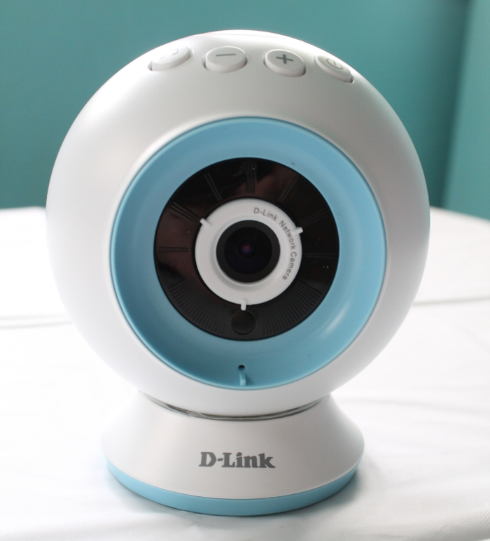 Wifi Baby Camera Closeup